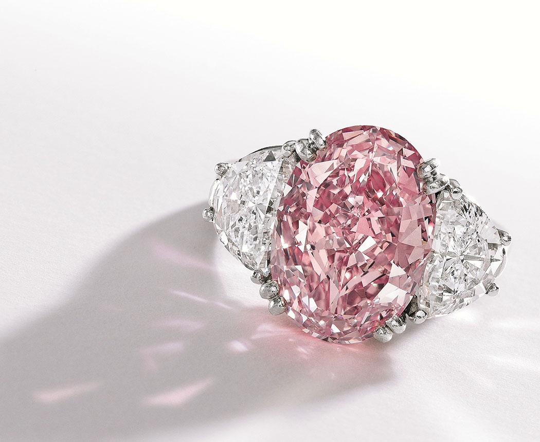 June 2016 – Pink Diamond Ring